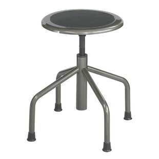 Diesel Series Backless Low Base Height Adjustable Industrial Stool