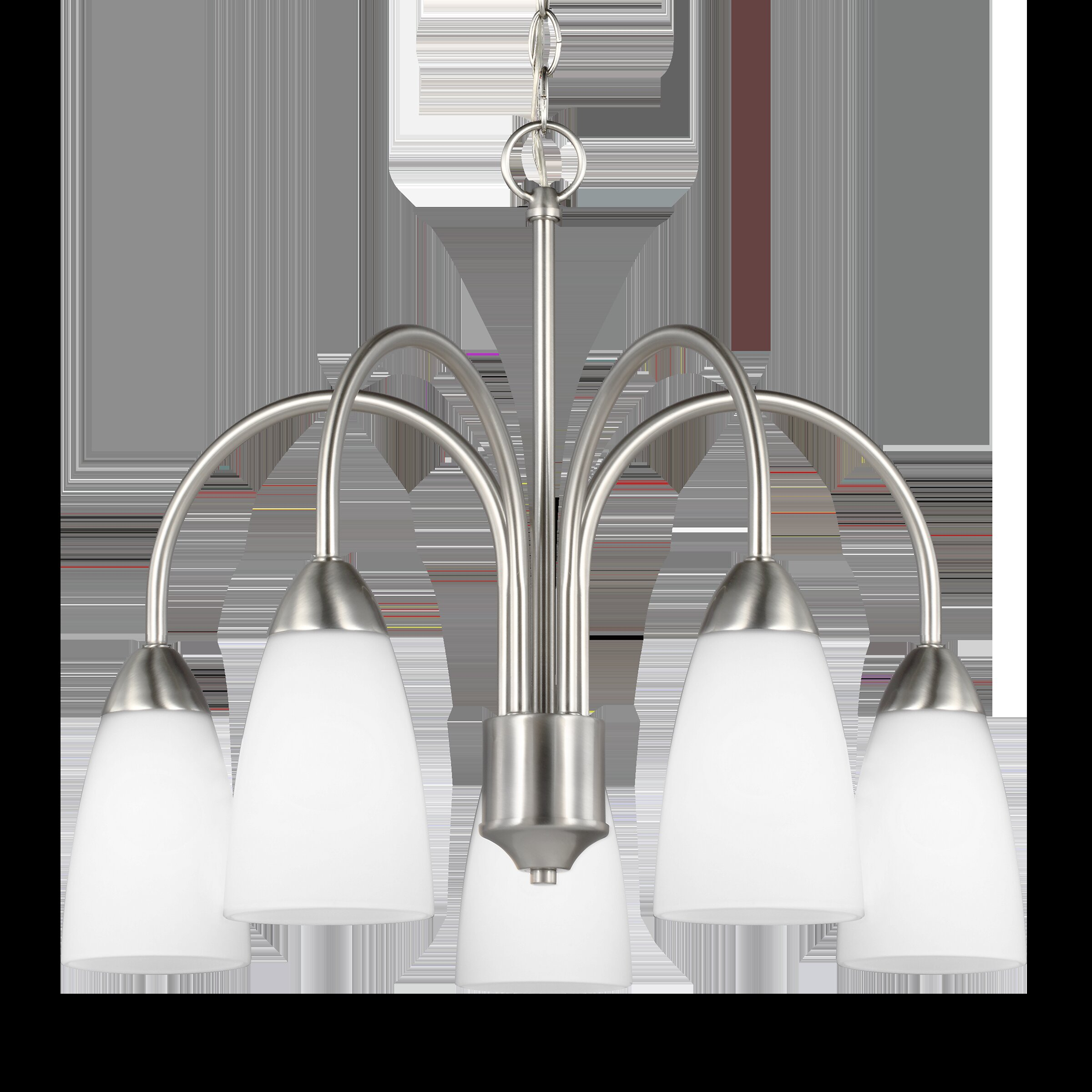 Brushed Nickel Chandeliers Joss Main
