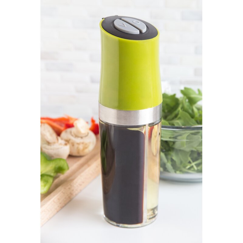 Fox Run Brands 8 Oz Vinegar And Oil Dual Syrup Dispenser Wayfair