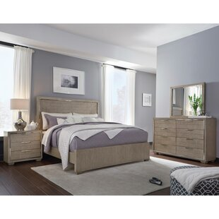Lorenz Queen Panel Bed