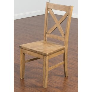 Mazzola Solid Wood Dining Chair