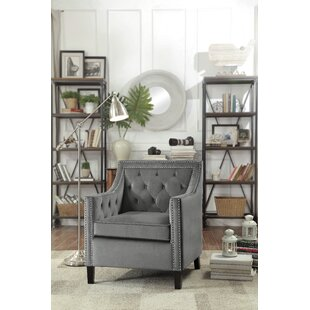 Dostie Armchair by Charlton Home Top Reviews