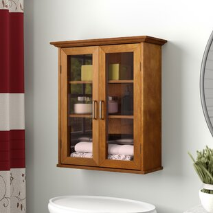 Melba 20.5 W x 24 H Wall Mounted Cabinet by Darby Home Co