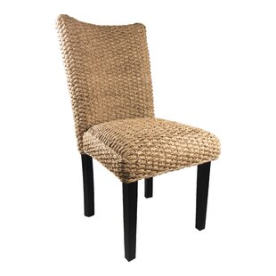 Bessie Upholstered Dining Chair Set of 2 by Breakwater Bay
