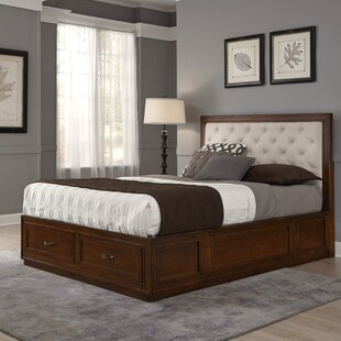 Darby Home Co Myra Upholstered Storage Platform Bed
