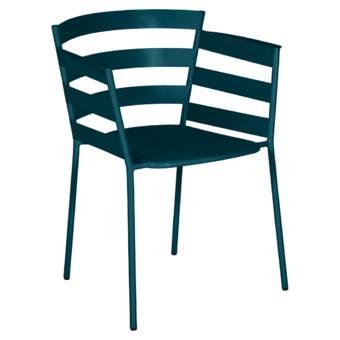 Alexandra Sophia Reclaimed Leblon Patio Dining Chair Wayfair
