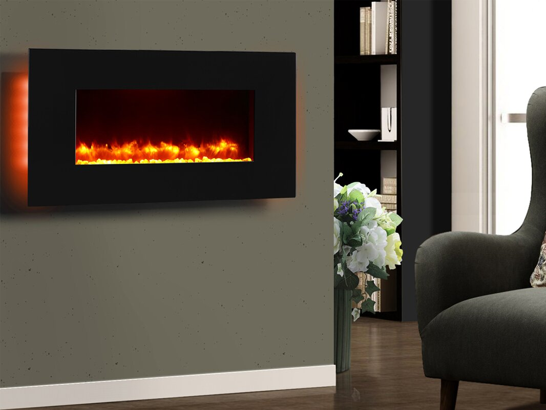 puraflame remote control wall mount electric fireplace u0026 reviews