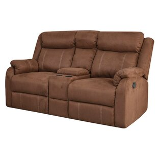 Shop Brooten Motion Reclining Loveseat by Winston Porter