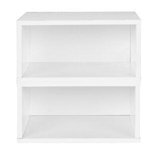 Rebrilliant Chastain Storage Cube Unit Bookcase