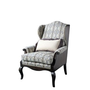 Wingback Chair by Astoria Grand