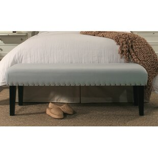 Darby Home Co Almeida Upholstered Bench
