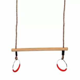 Swing King Trapeze Rings By Freeport Park