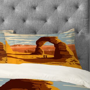 Anderson Design Group Arches Pillowcase