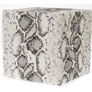 Orozco Decorative Cube Ottoman by Mercer41