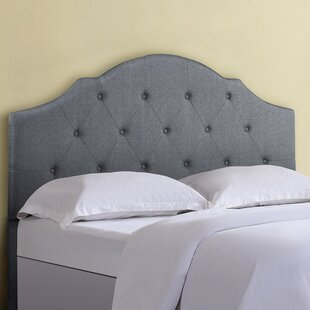 Purchase Morrisville Full/Queen Upholstered Panel Headboard by House of Hampton