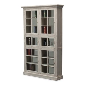Glass Doors Standard Curio Cabinet by Sar..