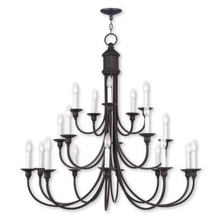 Darby Home Co Eckard 18-Light Chandelier