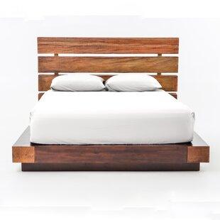 Atrium Platform Bed