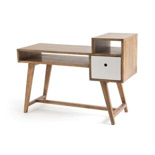Corrigan Studio Korina Writing Desk