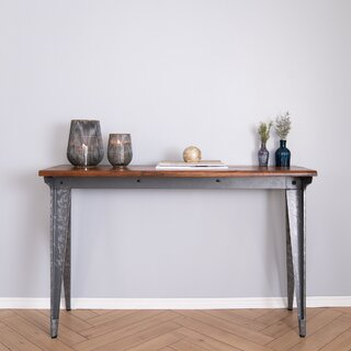 "Wheeler 48"" Console Table by Williston Forge SKU:EC981380 Order"