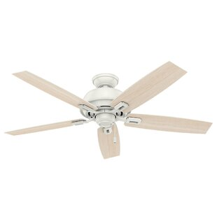 Bargain 52 Donegan 5-Blade Outdoor Ceiling Fan By Hunter Fan