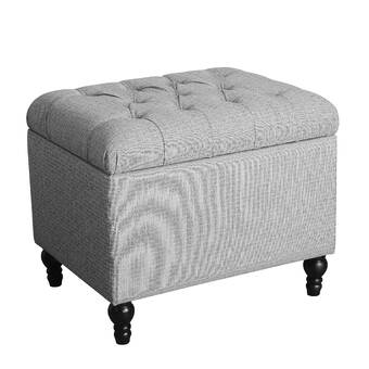 Sensational Birmingham Storage Ottoman Reviews Joss Main Gmtry Best Dining Table And Chair Ideas Images Gmtryco