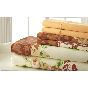 Read Reviews Hyacinthe Sheet Set By August Grove