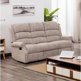 Sofie 3 Seater Reclining Sofa By Ebern Designs