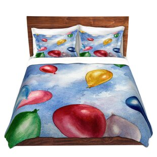 Haywards Anne Gifford Balloons In Flight Microfiber Duvet Covers