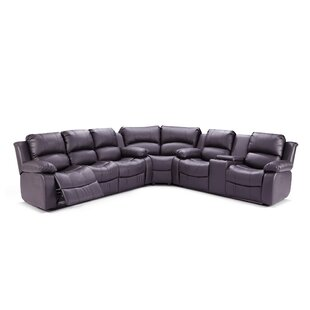 Kornegay Reversible Reclining Sectional by Red Barrel Studio Great price