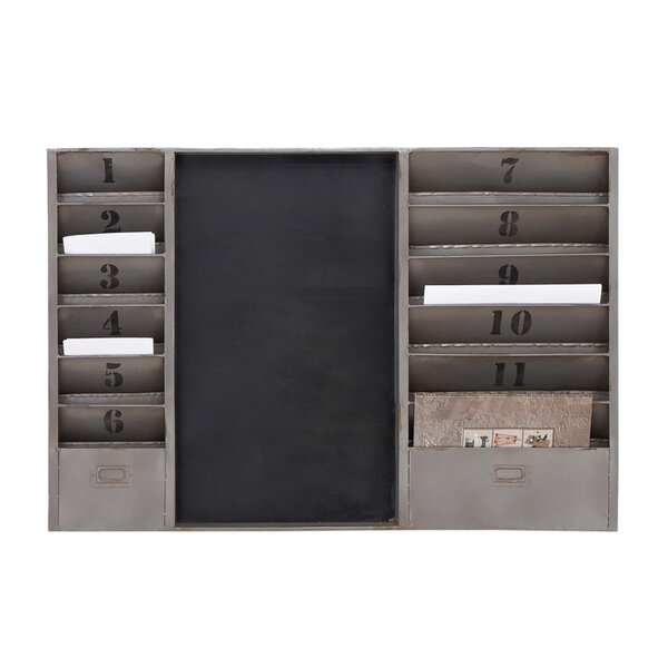 Gold Mail Key Wall Organizers You Ll Love In 2021 Wayfair