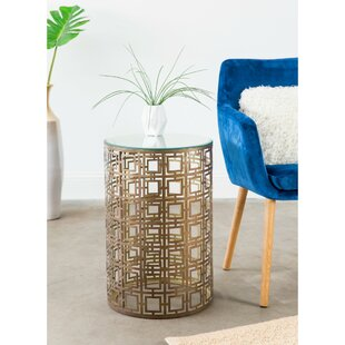 Everly Quinn End Table