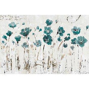 Abstract Balance Giclee Canvas Print