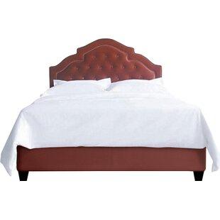 Sheila Upholstery Platform Bed