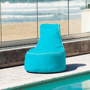 Hip Chik Chairs Sunbrella Bean Bag Chair