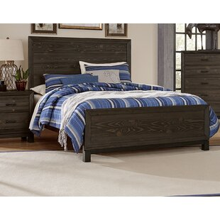 Emborough Panel Bed by Millwood Pines