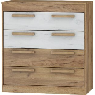 Columbia 4 Drawer Dresser