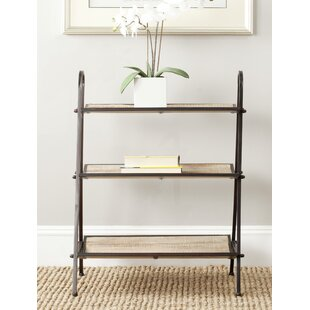 August Grove Rolfe Low Etagere Bookcase