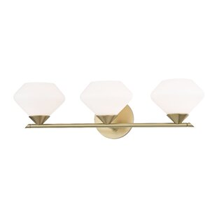 Wrought Studio Humes 3-Light Vanity Light