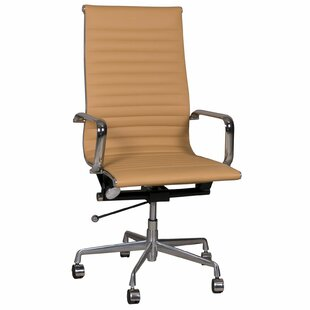 PoliVaz Leather Executive Chair