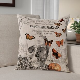 Hawthorne Gardens Square Pillow Cover