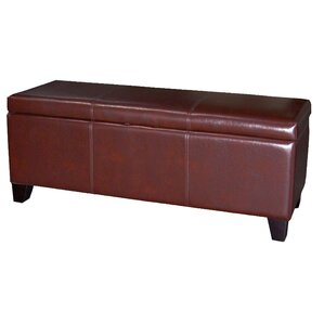 Mohnton Ottoman by Red Barrel ..