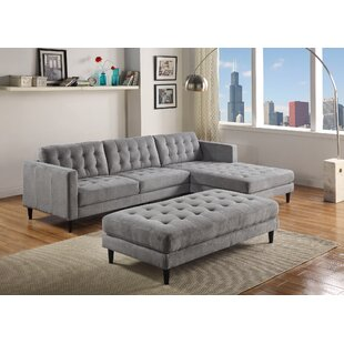 Mcrae Reversible Sectional