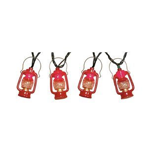 American Expedition 10-Light Lantern String Lights