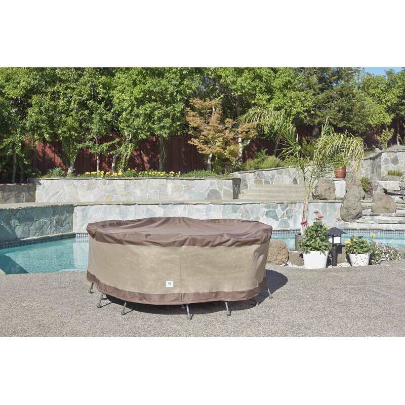 Arlmont Co Steve Water Resistant Patio Dining Set Cover With 2 Year Warranty Reviews Wayfair