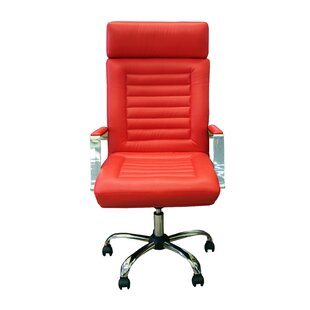 Winport Industries Leather Executive Chair