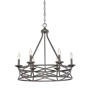 World Menagerie Rodden 6-Light Chandelier