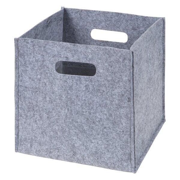 Wrought studio felt storage cube reviews wayfair