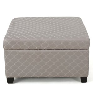 Corben Fabric Ottoman by Darby Home Co