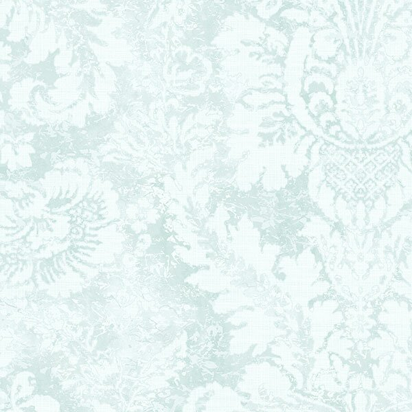 "Abby Rose III 32.7' x 20.5"" Valentine Damask Wallpaper"